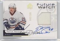Future Watch Autographs - Patrick Thoresen #/100