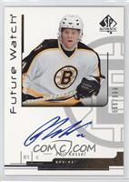 Future Watch Autographs - Phil Kessel [Noted] #/999