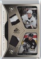Mark Recchi, Sidney Crosby /25