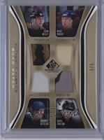 Cam Neely, Darryl Sittler, Dave Taylor, Mike Bossy #/5