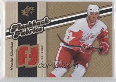 2006-07 SPx - [Base] #109 - Brendan Shanahan