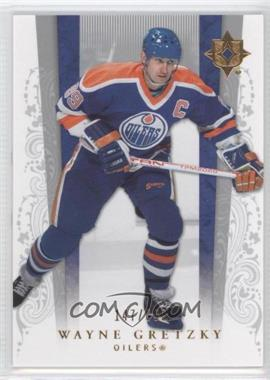 2006-07 Ultimate Collection - [Base] #27 - Wayne Gretzky /699