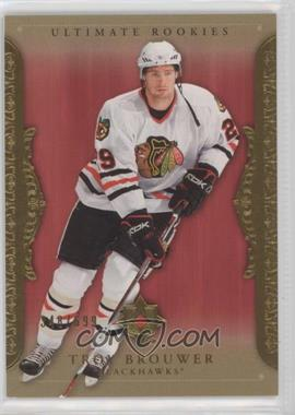 2006-07 Ultimate Collection - [Base] #69 - Troy Brouwer /699