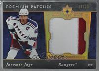 Jaromir Jagr [Noted] #/25