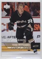 Todd Marchant #/100
