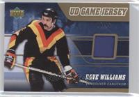 Dave Williams /15