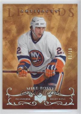 2006-07 Upper Deck Artifacts - [Base] - Platinum #104 - Mike Bossy /10