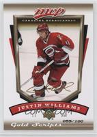 Justin Williams #/100
