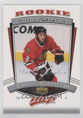 2006-07 Upper Deck MVP - [Base] #332 - Dustin Byfuglien