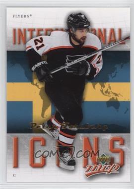2006-07 Upper Deck MVP - International Icons #II19 - Peter Forsberg