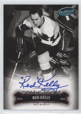 2006-07 Upper Deck Parkhurst - [Base] - Autographs [Autographed] #45 - Red Kelly