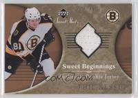 Sweet Beginnings Rookie Jersey - Phil Kessel /499