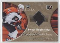 Sweet Beginnings Rookie Jersey - Ryan Potulny /499