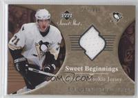 Sweet Beginnings Rookie Jersey - Evgeni Malkin /499