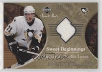 Sweet Beginnings Rookie Jersey - Evgeni Malkin #/499