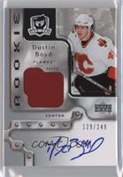 Dustin Boyd #129/249