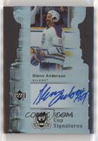 Glenn Anderson #/25