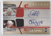 Alex Tanguay, Jarome Iginla /15