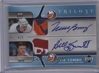 Billy Smith, Mike Bossy [Noted] #/5