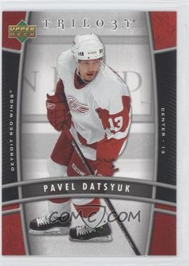 2006-07 Upper Deck Trilogy - [Base] #35 - Pavel Datsyuk