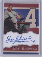Jean Beliveau #/1