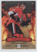 Hot Commodities - Dany Heatley /100
