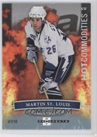 Martin St. Louis #/10