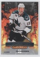 Hot Commodities - Joe Thornton #/999