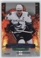 Hot Commodities - Markus Naslund #/999