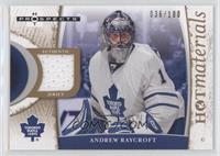 Andrew Raycroft #/100