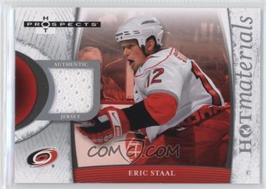 2007-08 Fleer Hot Prospects - Hot Materials #HM-ES - Eric Staal