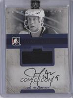 Joe Thornton [Uncirculated] #/10