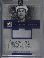 Martin St. Louis /50 [Uncirculated]