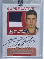 Matthew Corrente /50 [ENCASED]