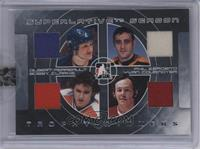 Gilbert Perreault, Phil Esposito, Bobby Clarke, Yvan Cournoyer [Uncirculated] #…