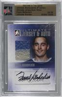 Frank Mahovlich [Uncirculated] #/30
