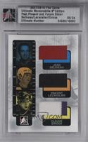 Jean Beliveau, Vincent Lecavalier, Claude Giroux /24 [Uncirculated]