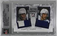 Mike Bossy, Denis Potvin [Uncirculated] #/24