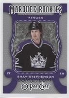 Shay Stephenson