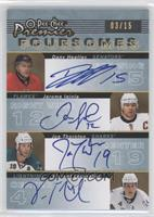Joe Thornton, Jarome Iginla, Dany Heatley, Vincent Lecavalier /15