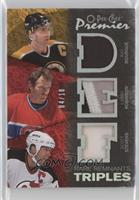 Larry Robinson, Scott Stevens, Ray Bourque /10