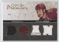 Shane Doan #/25