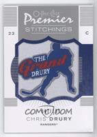 Chris Drury #/199
