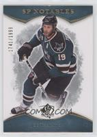 Joe Thornton [EX to NM] #/1,999