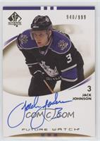 Jack Johnson #/999