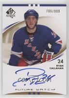 Ryan Callahan /999