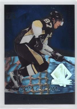2007-08 SP Authentic - Holo FX #FX37 - Sidney Crosby