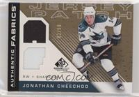 Jonathan Cheechoo #/50