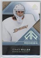 Jonas Hiller [Noted] #/25