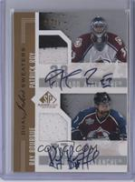 Patrick Roy, Ray Bourque #/25